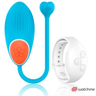 Wearwatch Huevo Control Remoto Technology Watchme Azul / Blanco
