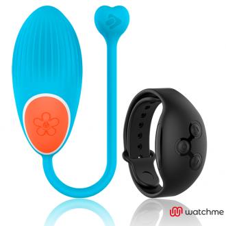 Wearwatch Huevo Control Remoto Technology Watchme Azul / Negro