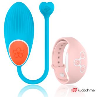 Wearwatch Huevo Control Remoto Technology Watchme Azul / Rosa