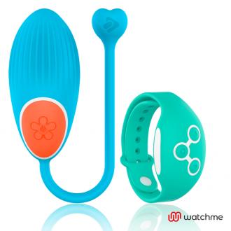 Wearwatch Huevo Control Remoto Technology Watchme Azul / Verde