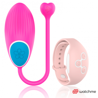 Wearwatch Huevo Control Remoto Technology Watchme Rosa