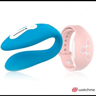 Wearwatch Vibrador Dual Technology Watchme Azul/Rosa