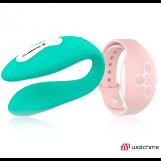 Wearwatch Vibrador Dual Technology Watchme Agua Marina / Rosoral