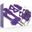 Experience Bdsm Fetish Kit Serie Purple