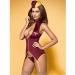 Imagen Miniatura Obsessive Disfraz Azafata de Vuelo 3pcs  1