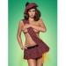 Imagen Miniatura Obsessive Custome Disfraz Escocesa 4pcs  1