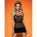 Imagen Miniatura Obsessive D605 Dress Black  1