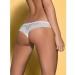 Imagen Miniatura Obsessive Alabastra Thong con Abertura Blanco  2