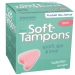 Imagen Miniatura Soft-Tampons Tampones Originales Mini Love / 3uds 1