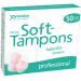 Imagen Miniatura Soft-Tampons Tampones Originales Professional/ 50uds 1