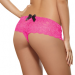 Imagen Miniatura G-String Diamond Culot Rosa Intenso Exclusive Style 7177  4