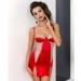 Imagen Miniatura Passion Loraine Chemise & Tanga Rojo  3