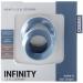 Imagen Miniatura Mjuze Anillo para Pene Silicona Infinity L/XL 2