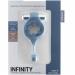 Imagen Miniatura Mjuze Anillo Vibrador Infinity con Bola Estimuladora 2