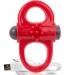 Imagen Miniatura Screaming O Anillo Vibrador Recargable Yoga 1
