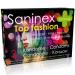 Imagen Miniatura Saninex Condoms Top Fashion Punteados 3 Uds 1