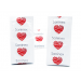 Imagen Miniatura Saninex Condoms Punteado 3 Unidades 2