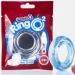 Imagen Miniatura Screaming O Ring O2 Anillo Doble Pene y Testiculos Azul 3