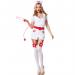 Imagen Miniatura Le Frivole - 02210 Disfraz Enfermera 3 Piezas  1