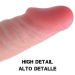 Imagen Miniatura Rockarmy Liquid Silicone Vibrador Control Remoto Premium Apache 22cm 6